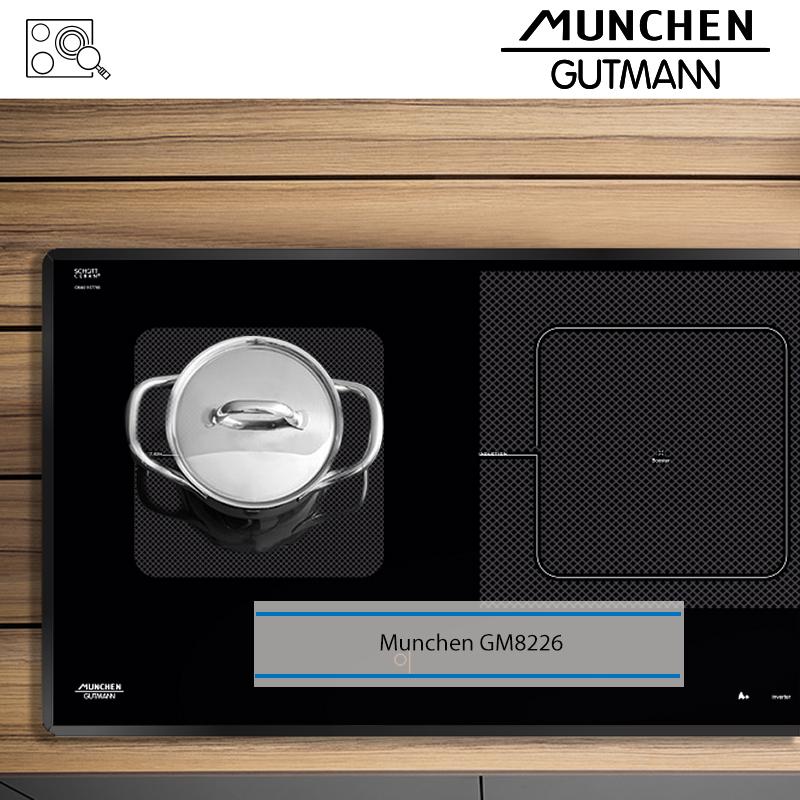 Bếp từ MUNCHEN GM8226