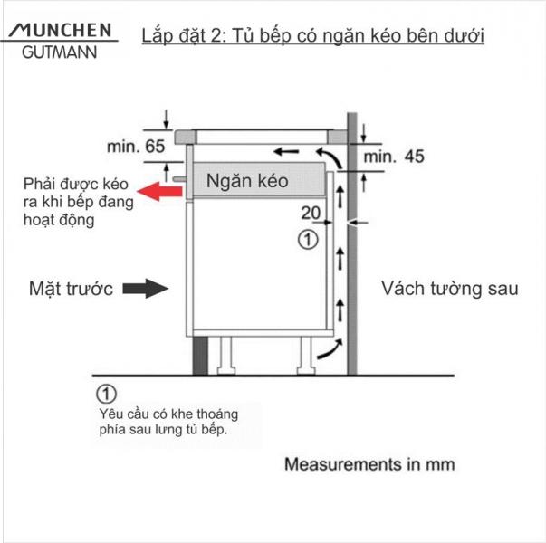 Bếp cảm ứng điện từ M569 ( Dòng sản phẩm Luxus - Đức)