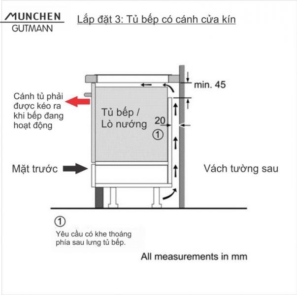 Bếp cảm ứng từ GM2022 (Dòng sản phẩm Malaysia)