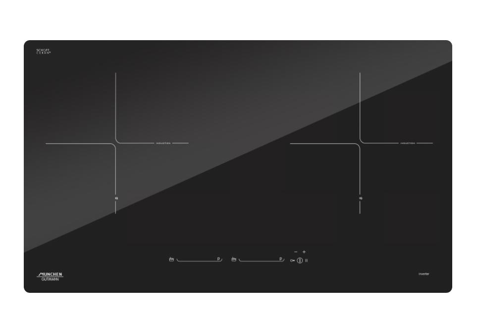 Bếp cảm ứng từ GM 8999 ( dòng sản phẩm Diamant - Đức )